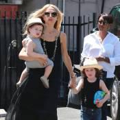 Rachel Zoe : Maman stylée avec Skyler et Kauis, avant une rentrée chargée !