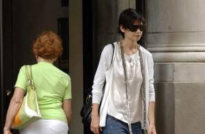 REPORTAGE PHOTOS : Katie Holmes, bon chic, bon look... très bien Katie !