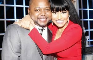 Nicki Minaj : Sage, terriblement sexy et tête en l'air au mariage de son frère