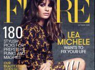 """Lea Michele : """"Je ne voulais personne pour combler les vides en moi"""""""