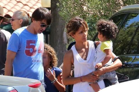 Halle Berry et Olivier Martinez : Balade complice en famille, loin des rumeurs