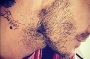 David Beckham encore tatoué : Sa belle déclaration à son fils Brooklyn