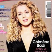"""Chimène Badi : """"Libérée de 35 kilos"""" et amoureuse depuis un an..."""