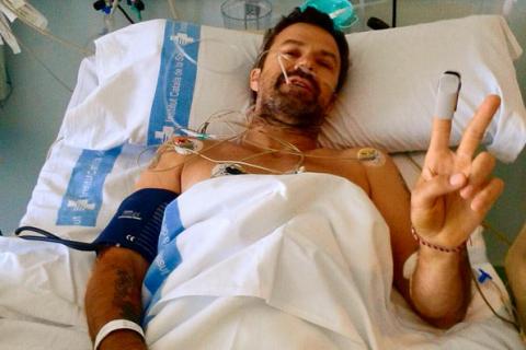 Jarabe de Palo : Pau Donés opéré d'un cancer, le groupe annule sa tournée