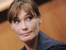 Carla Bruni : Une journée bien remplie dans la vie de la première dame de France...