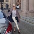 Caroline Lagerfelt accompagne Kelly Rutherford au tribunal / photo postée sur Instagram.