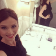 Sophie Ellis Bextor au Scottish Fashion Awards à Londres / photo postée sur le compte Instagram de la chanteuse anglaise.