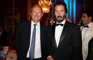 Festival de Deauville : Keanu Reeves honoré devant Audrey Fleurot, enceinte