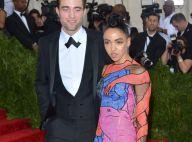 """Robert Pattinson et FKA twigs : """"Le mariage n'est plus à l'ordre du jour"""""""