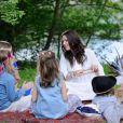 Natasha St Pier tourne le clip de Tous les Acadiens à Draveil le 3 juin 2015