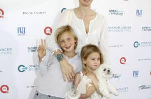 Kelly Rutherford et ses enfants : Des retrouvailles de courte durée à Monaco