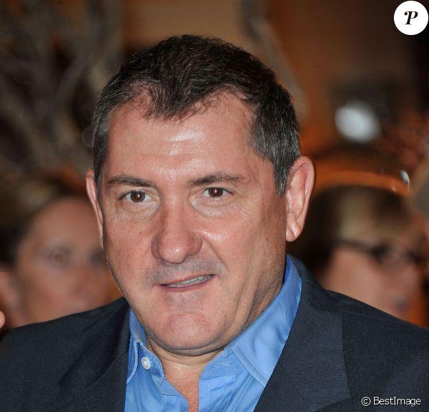 Yves Calvi à Paris le 25 septembre 2013.