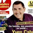 TV Grandes Chaînes  - édition du lundi 7 septembre 2015.