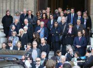 Obsèques de Sylvie Joly : Sa famille et ses amis unis dans le chagrin