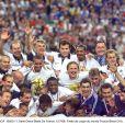 Emmanuel petit sa dispute avec zinedine zidane 39 39 je ne lui en veux pas 39 39 purepeople - Emmanuel petit coupe du monde 1998 ...