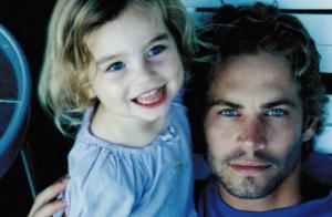 Paul Walker : Sa fille Meadow lui fait un émouvant cadeau d'anniversaire...