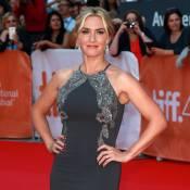 Kate Winslet en robe moulante : A l'aube de ses 40 ans, rien ne lui résiste