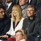 PSG-Malmö : Nagui amoureux au côté de Pascal Elbé en famille