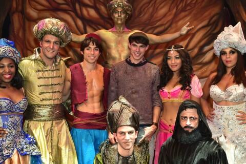 Lilian Renaud : Le gagnant de The Voice convié au showcase d'Aladin