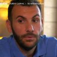 Laurent Ournac s'exprime pour la première fois à la télévision sur sa perte de poids phénoménale. Emission  50 min inside , sur TF1. 29 août 2015.