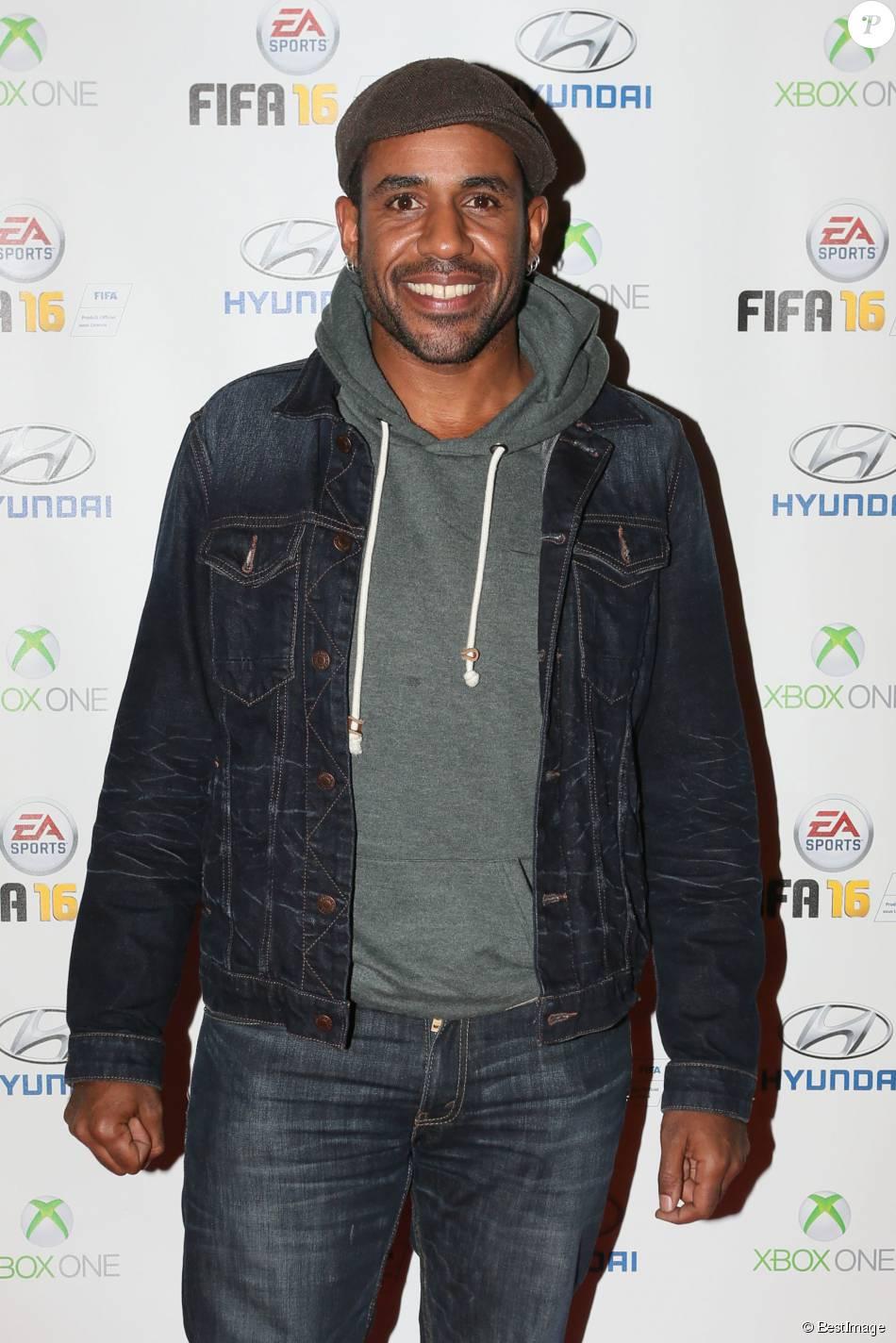 Loup-Denis Elion - Soirée de lancement du jeu vidéo FIFA ...