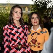 Charlotte Casiraghi et Salma Hayek : Duo rétro chez Gucci