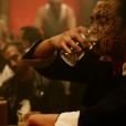 "Kendji Girac dans le clip de ""Me quemo"", septembre 2015. La baston approche !"