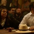 """Kendji Girac dans le clip de """"Me quemo"""", fin septembre 2015."""