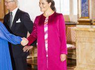 Princesse Victoria de Suède, enceinte : Un début de grossesse éclatant !