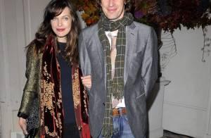 REPORTAGE PHOTOS : Laetitia Casta et son amoureux Stefano Accorsi, pétillants d'amour à la soirée Vogue !