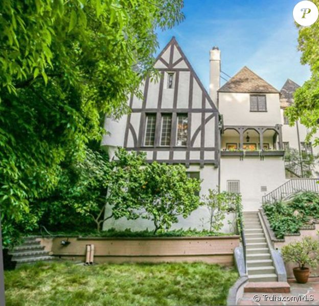 Dita Von Teese s'est offert cette maison à Los Angeles pour 2,8 millions de dollars