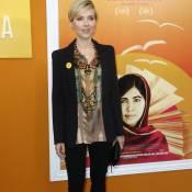 Scarlett Johansson et Ivanka Trump, enceinte, honorent l'icône Malala Yousafzai