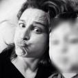 Photos de famille de Delphine Castex de Loft Story 1
