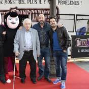 Michel Galabru diminué mais pro, aux côtés d'Alex Goude et Kad Merad