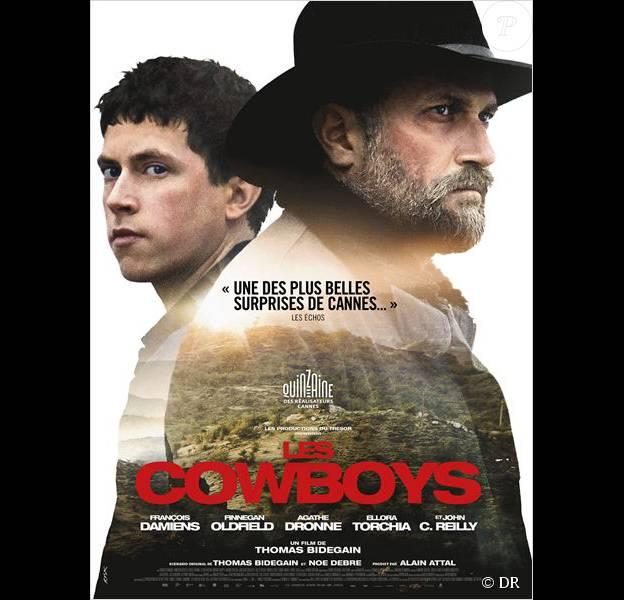 Le film Les Cowboys