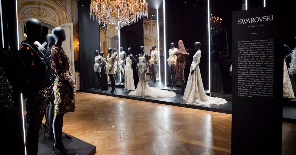 Soir e des 120 ans de la maison swarovski aux salons france am riques paris le 30 septembre - Salon france amerique paris 8 ...
