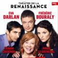 Amanda Sthers a écrit la comédie Conseil de Famille, jouée par Evan Darlan et Frédéric Bouraly au Théâtre de la Renaissance à Paris du mois d'octobre au mois de décembre prochain.