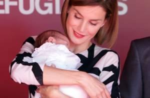 Letizia d'Espagne, sexy en jupe courte, ne fait pas une croix sur un autre bébé
