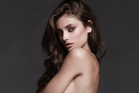 Taylor Hill : Topless, la toute jeune bombe de Victoria's Secret explose...