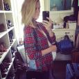 Brooklyn Decker, enceinte - Photo publiée le 18 septembre 2015