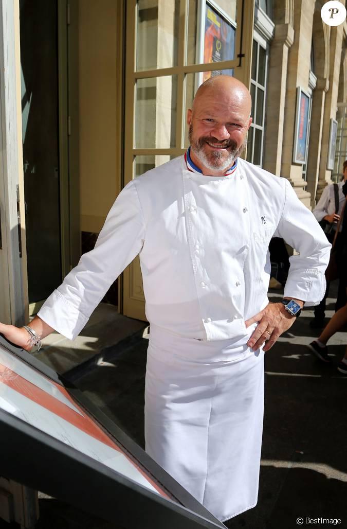 Exclusif le m diatique chef philippe etchebest - Cuisine philippe etchebest ...