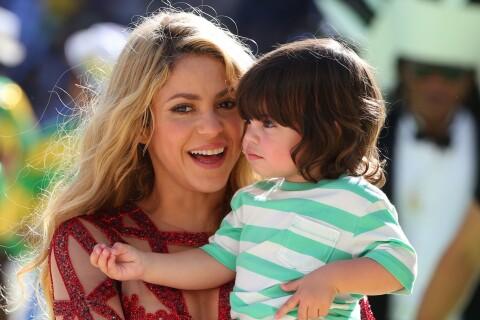 Shakira et son petit Milan : La maman star veut qu'il apprenne... sept langues
