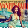 Rihanna sexy en couverture du dernier Vanity Fair