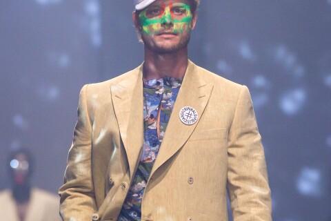 Fashion Week : Arnaud Lemaire, étonnant mannequin du défilé Vivienne Westwood !