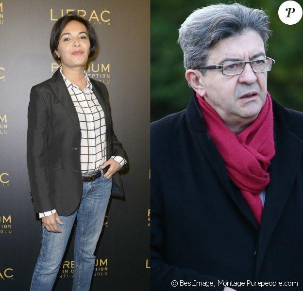 Saida Jawad et Jean-Luc Mélenchon sont en couple depuis 4 mois, dévoile Closer.