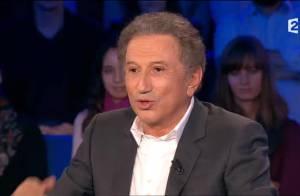 ONPC - Michel Drucker insulte un journaliste :