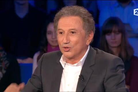 """ONPC - Michel Drucker insulte un journaliste : """"T'es un gros con !"""""""