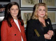 Catherine Deneuve et Chiara Mastroianni, duo irrésistible devant Martin Scorsese