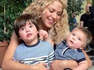 Shakira : Maman câline avec Milan et Sasha pour un nouveau jeu