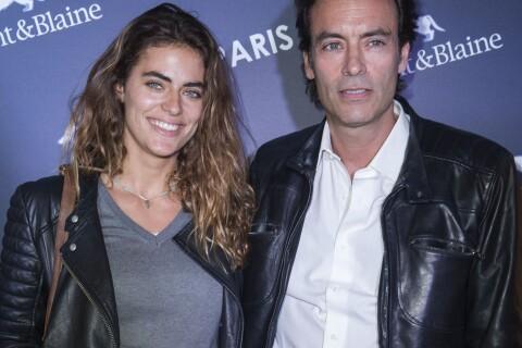 Anthony Delon et sa fille aînée Alyson : Belle complicité devant Sonia Rolland